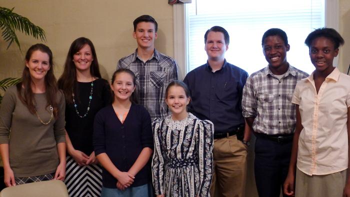 2015-9-21 New Prospect Baptist Children