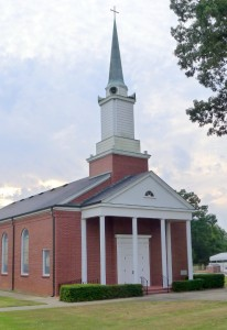 2015-9-21 New Prospect Baptist Church