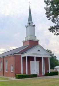 2015-9-21 New Prospect Baptist Church
