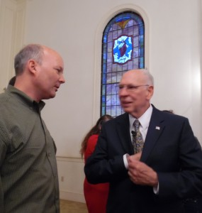 2015-10-10 Daddy with Rafael Cruz