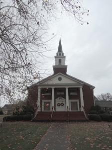 2015-12-14 Lucas Ave. Baptist Church on a December Afternoon