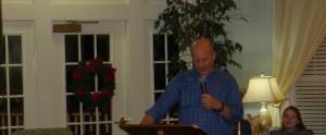12-24-15 Greg Preaching Christmas Eve TGP