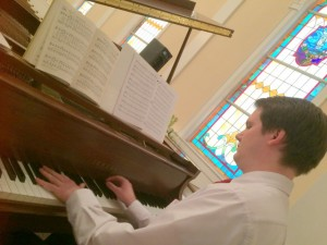2016-1-31 BCBC Peter at the Piano