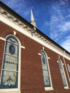 2016-1-31 Baker's Creek Church Side