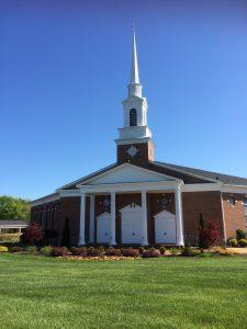 2016-4-5 Monaghan Baptist Church
