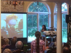 Priscilla's presentation