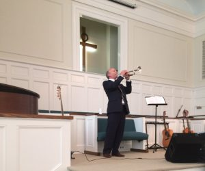 2016-10-2-barkers-creek-baptist-gregory-on-trumpet